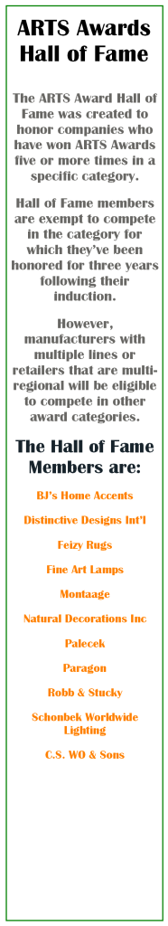 ARTS Award Hall of Fame
